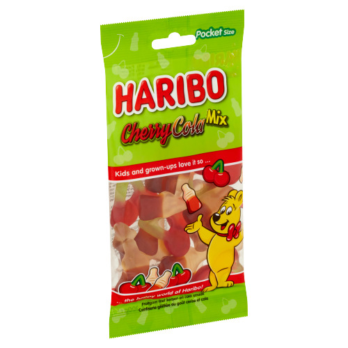 Haribo Cherry cola (100g)