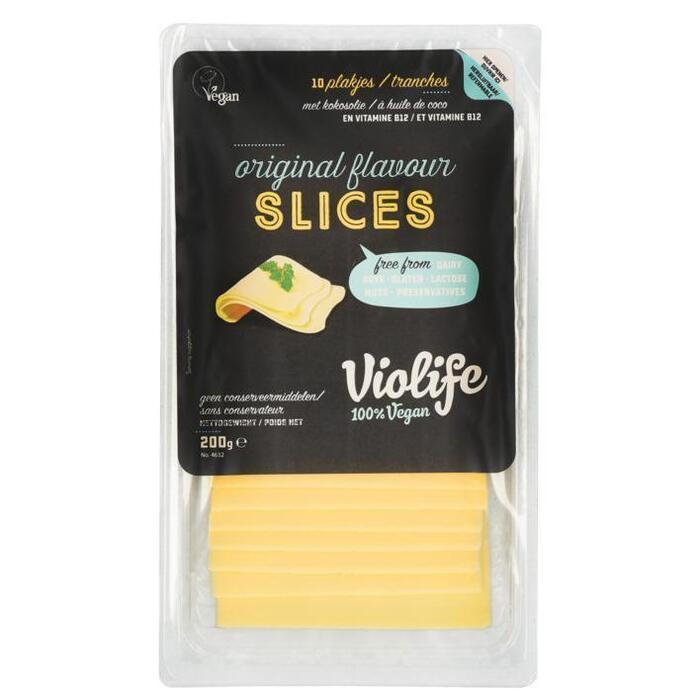 Violife Original slices (200g)