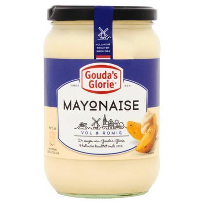 Hollandse mayonaise (pot, 0.65L)