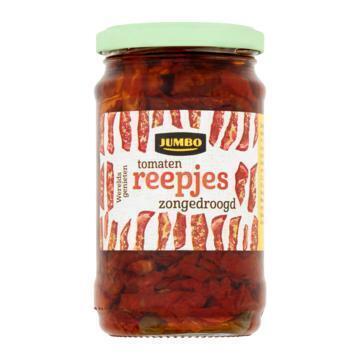 Jumbo Zongedroogde Tomaten Reepjes 280 g (280g)