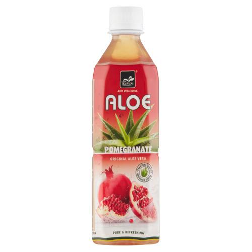 Aloe pomegranate (Stuk, 0.5L)