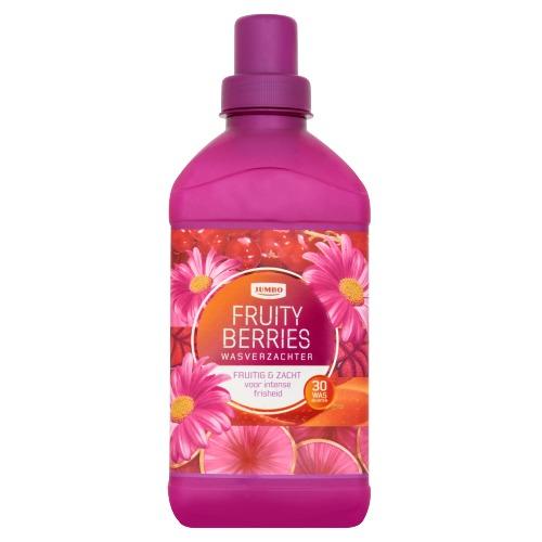 Jumbo Fruity Berries Wasverzachter 750 ml (0.75L)