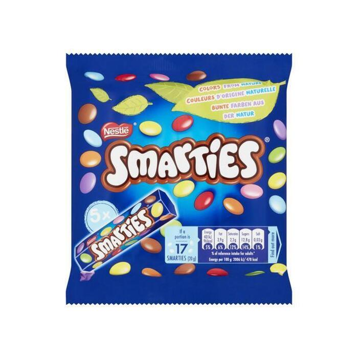 Smarties 5-pack (5 × 38g)