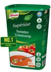 Knorr Sup Tomatencremesoep 1.25Kg 6X (6 × 1.25kg)