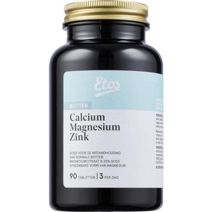 Etos Calcium magnesium zink