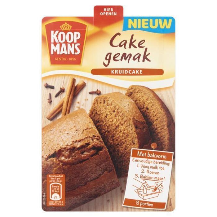 Koopmans Cake gemak kruidcake (175g)