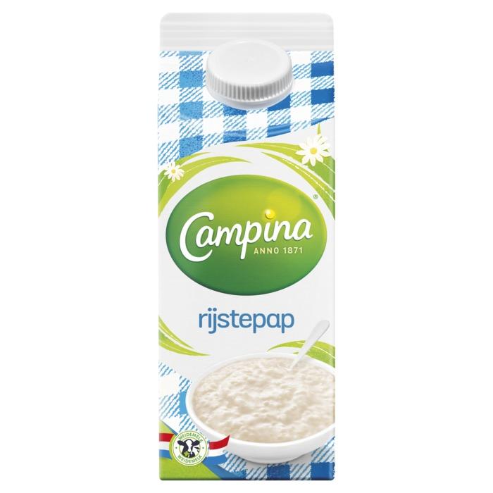 Rijstepap (pak, 750g)