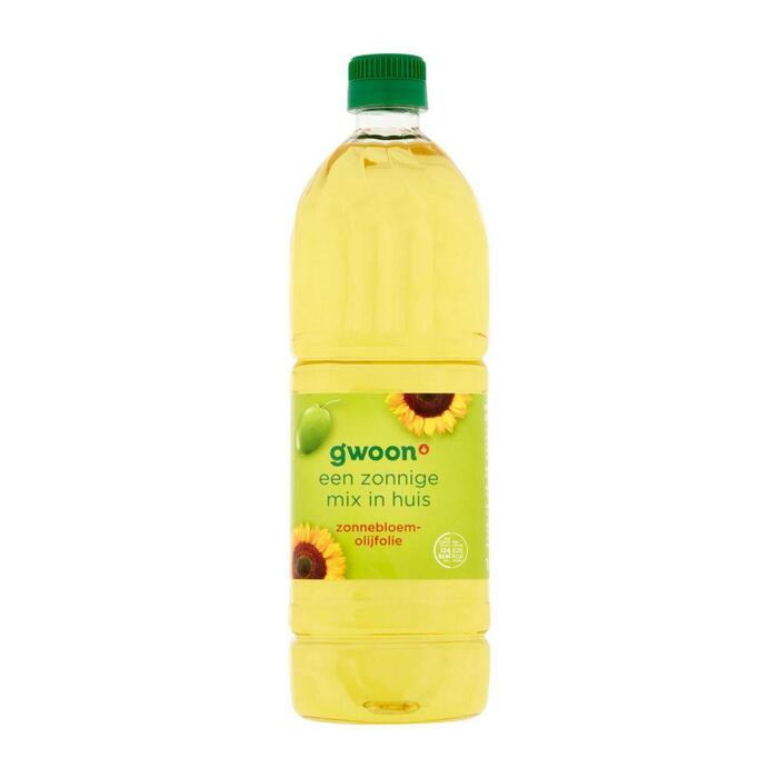 g'woon Zonnebloem olijfolie (1L)