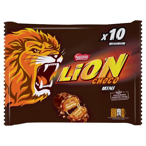 Lion Mini 11 Stuks 198 g (198g)