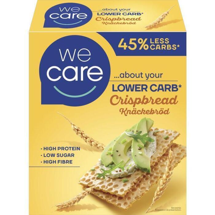 We Care Crispbread 100 g (100g)