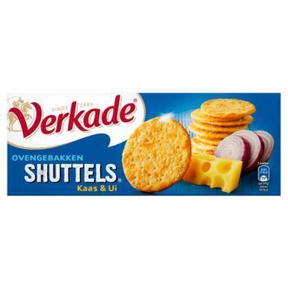 Shuttels kaas/ui (150g)