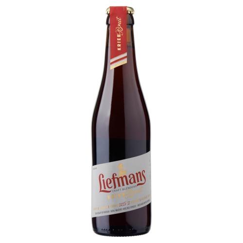 Liefmans Kriekbrut Fles 330 ml (rol, 33 × 33cl)