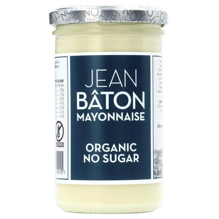 Jean Bâton Mayonaise biologische (235g)