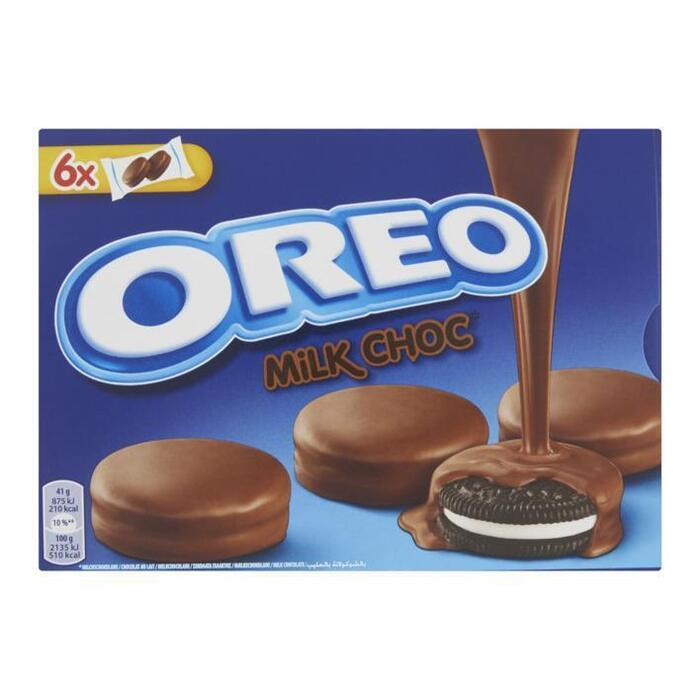 Oreo Milk Choc (doos, 246g)