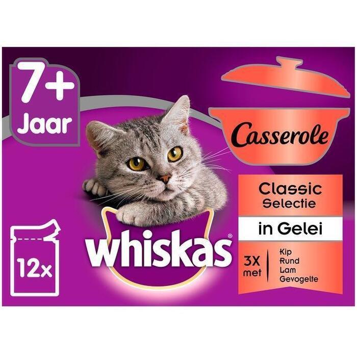 Casserole senior classic selectie (12 × 1.02kg)