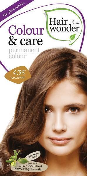 Colour & Care Hazelnut 6.35 (100ml)