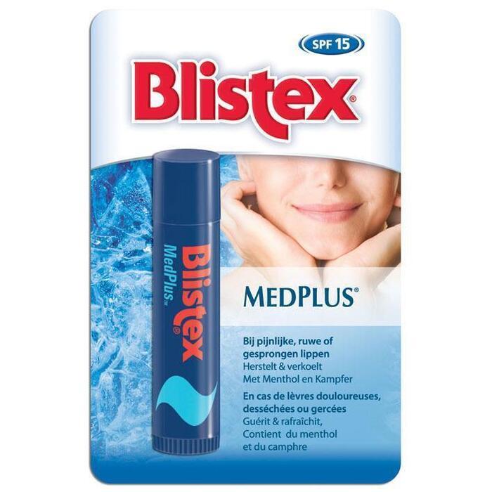 Blistex Lippenbalsem med plus stick