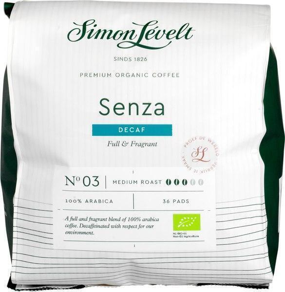 Koffiepads Senza (36 × 6.94g)