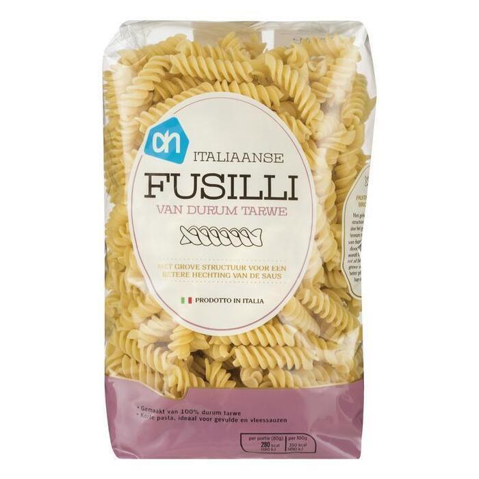 Fusilli (zak, 500g)