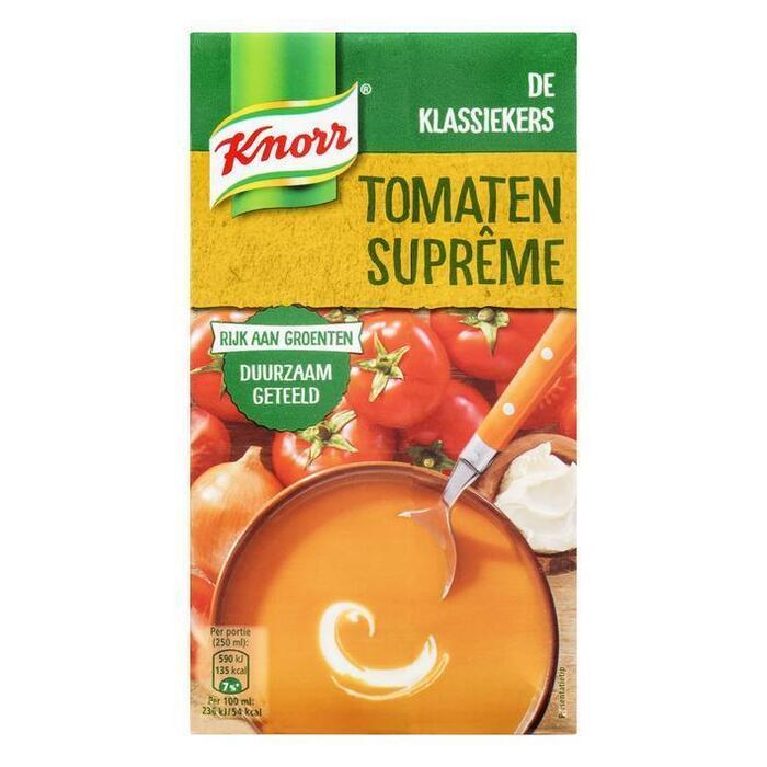Classics Tetra Soep Tomaten Suprème (pak, 1L)