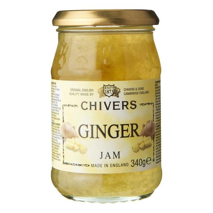 Chivers Ginger Jam 340g (340g)