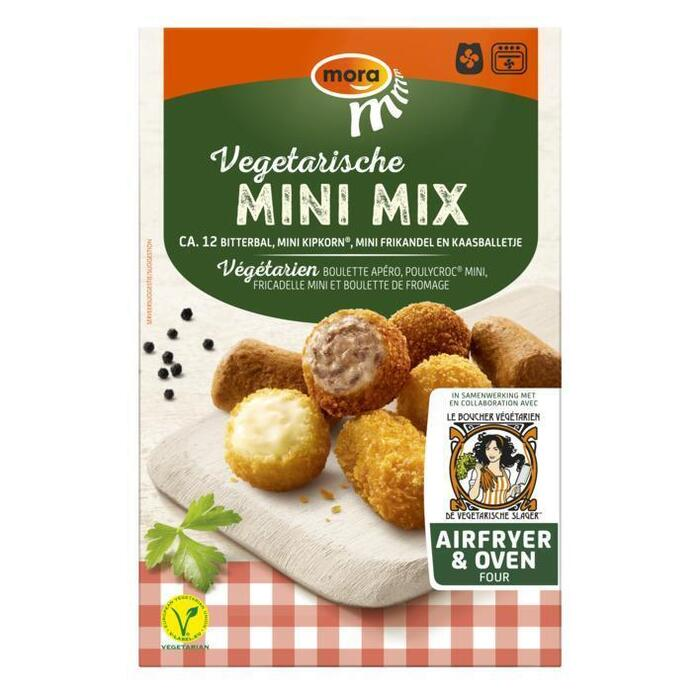 Mora Vegetarische Mini Mix 12 x 20 g (240g)