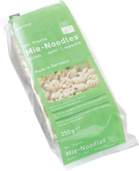 Biologische Spelt Mie Noodles (250g)