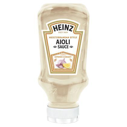 Heinz Aioli sauce (215g)