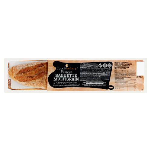 Dutch Bakery Rustique Baguette Multigrain 250 g (250g)