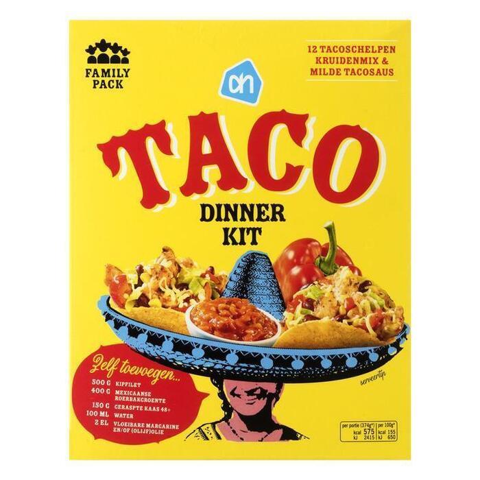 Taco dinner kit (325g)