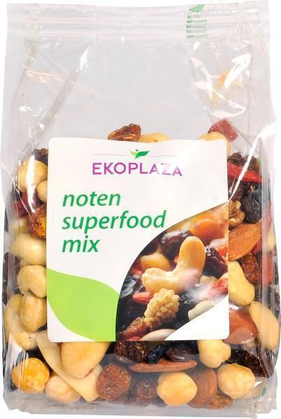 Noten-superfood mix (zak, 250g)