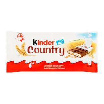 Kinder chocolate with cereals (4 × 23.5g)