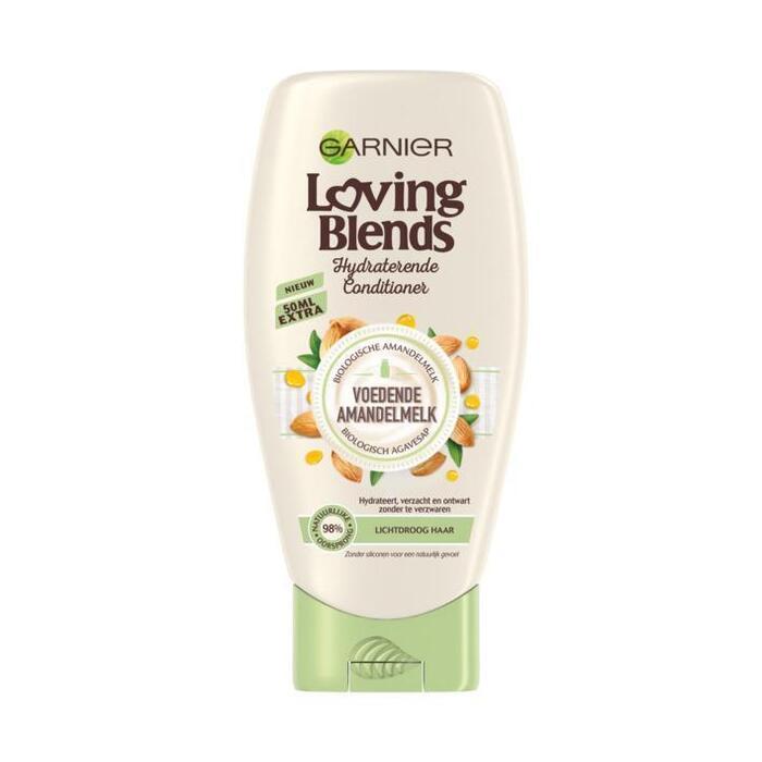 Loving Blends Voedende amandelmelk conditioner (250ml)