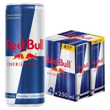 Red Bull (rol, 4 × 250ml)