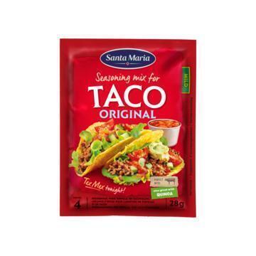 Santa Maria Taco Seasoning Mix (28g)