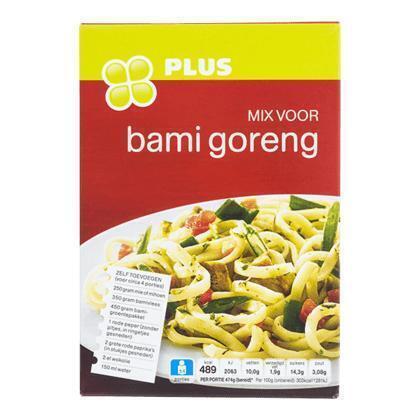 Mix voor bami goreng (67g)
