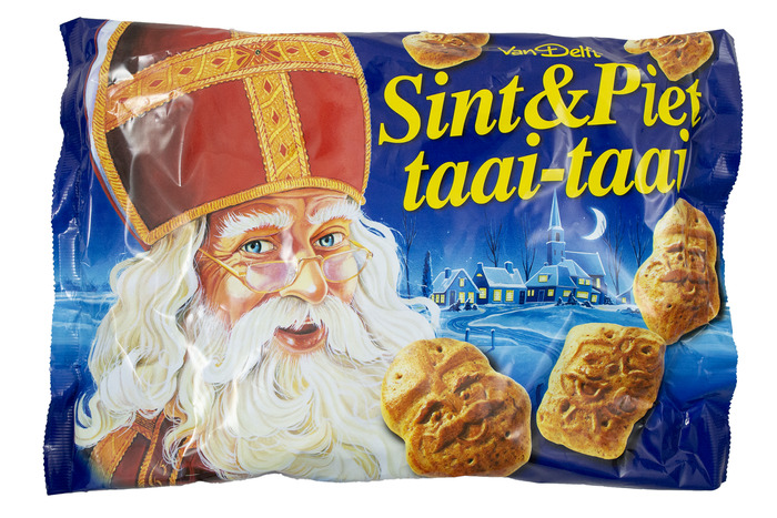 Van Delft Sint & Piet Taai (500g)