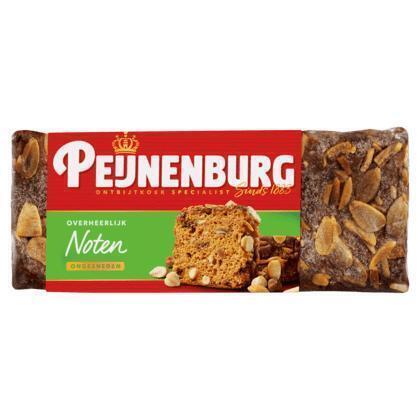 Ontbijtkoek overheerlijk noten (450g)