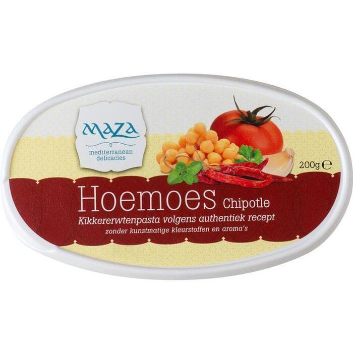 Maza Hoemoes chipotle (200g)
