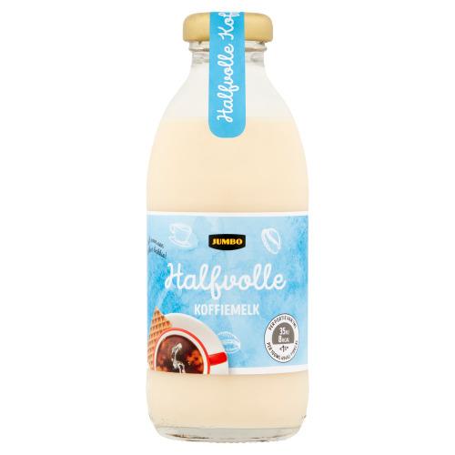Jumbo Halfvolle Koffiemelk 186 ml (186ml)