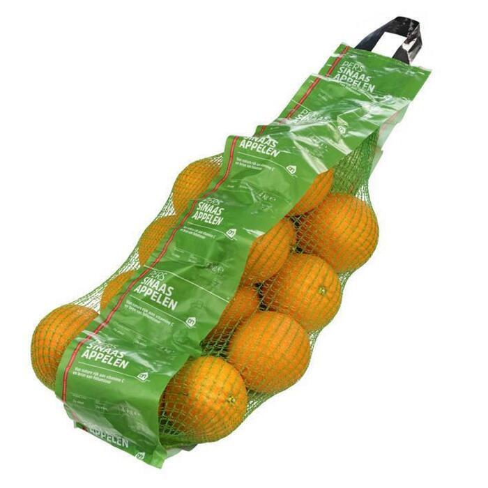 Pers-sinaasappelen (zak, 4kg)