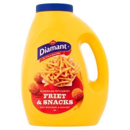 Diamant Friet & snacks frituurvet (20 × 75g)