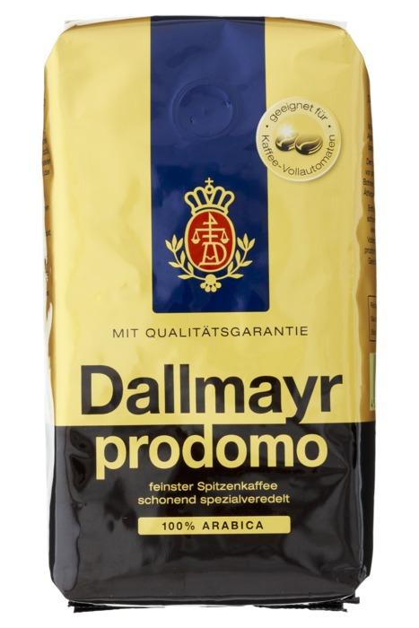 Dallmayr Prodomo Bohnen koffiebonen 500Gr (500g)