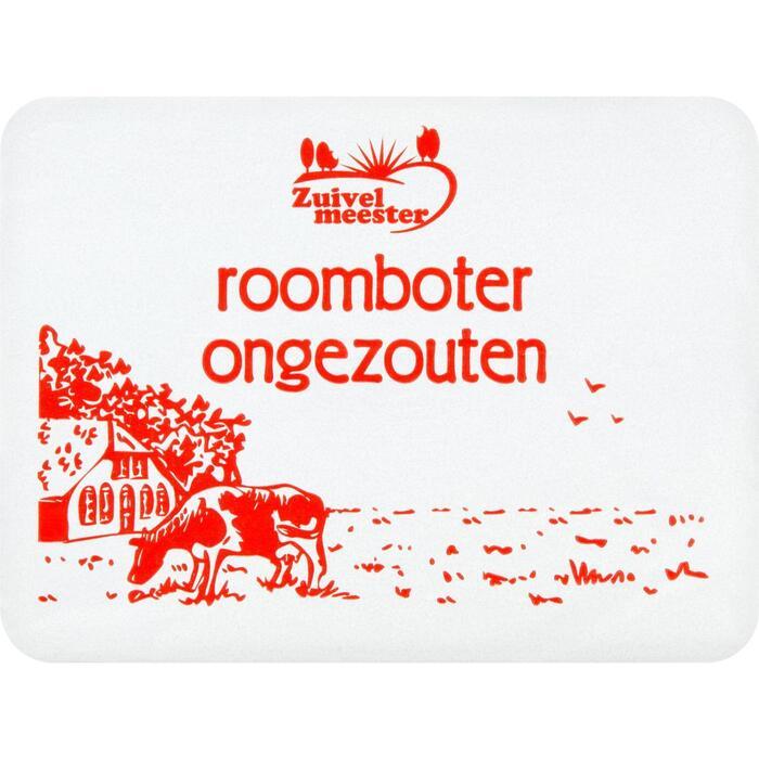 Roomboter ongezouten (250g)
