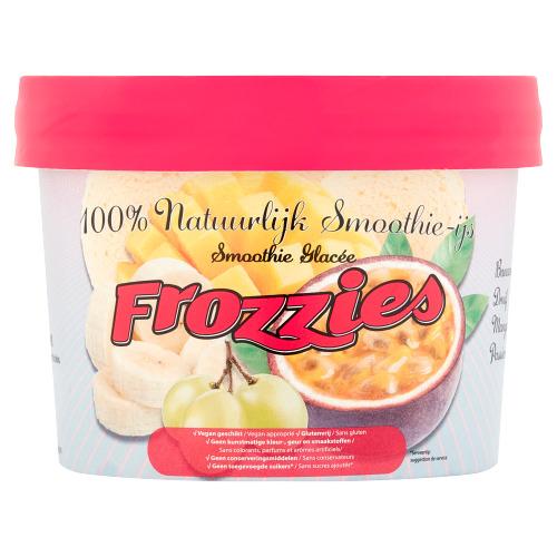 Frozzies 100% Natuurlijk Smoothie-IJs 300 ml (30cl)