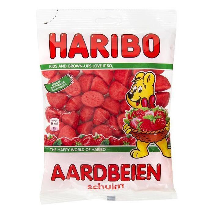 Aardbeien Schuim (zak, 200g)