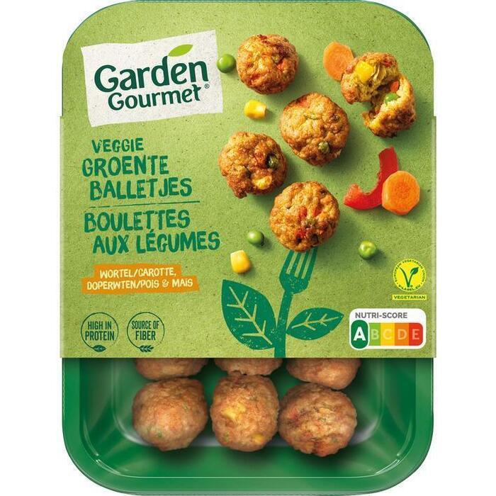 Garden Gourmet Vegetarische groenteballetjes (210g)