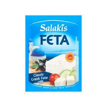 Salakis Classic Greek Feta Kaas 48+ 150 g (150g)