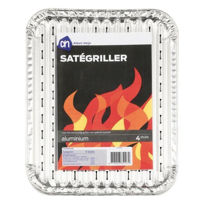 AH BBQ aluminium satégriller