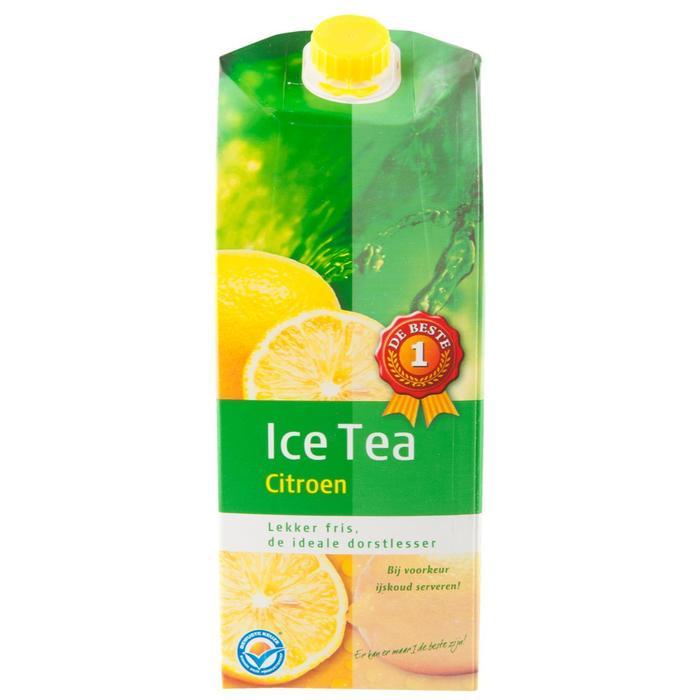 Ice tea citroen (1.5L)